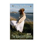 The Barefoot Queen Mini Poster Print