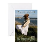 The Barefoot Queen Greeting Cards (Pk of 10)