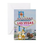 Las Vegas Happy Thanksgiving Cards 10