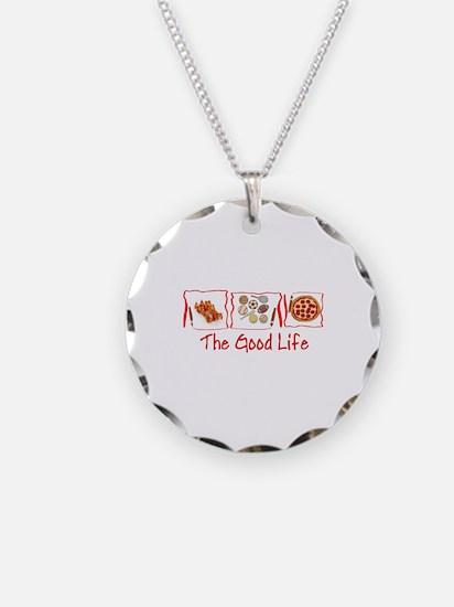 Cute Bacon Necklace