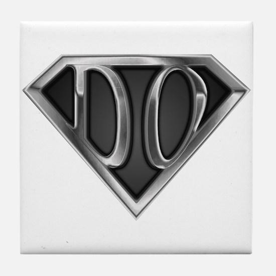 SuperDO(metal) Tile Coaster