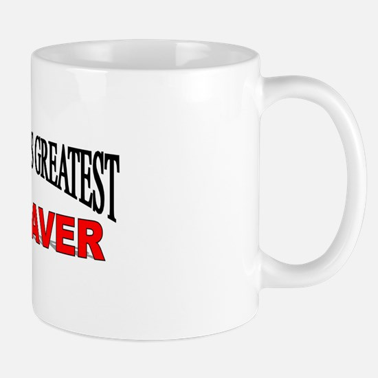 """The World's Greatest Lifesaver"" Mug"