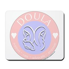 Doula ~ Caring Mousepad