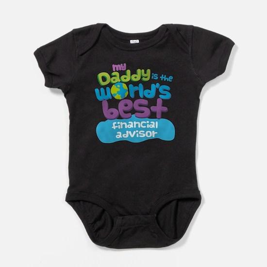 Financial Advisor Gifts for Kids Baby Bodysuit
