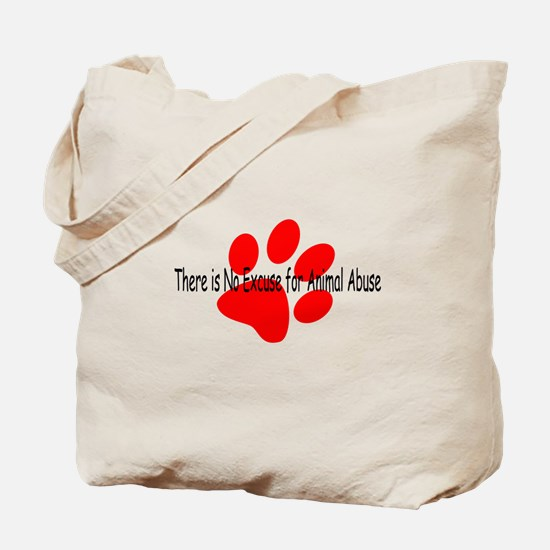 No Excuses Tote Bag