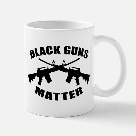 Black Guns Matter Mug
