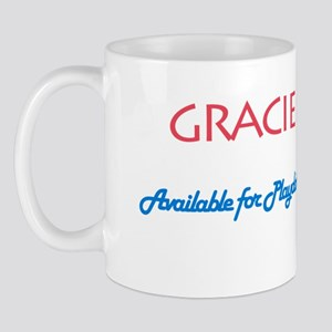 Gracie - Available For Playda Mug