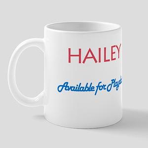 Hailey - Available For Playda Mug