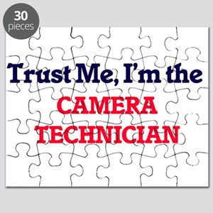 Trust me, I'm the Camera Technician Puzzle