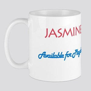 Jasmine - Available For Playd Mug