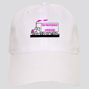 Trucker Bitch Shirt and Gift Cap