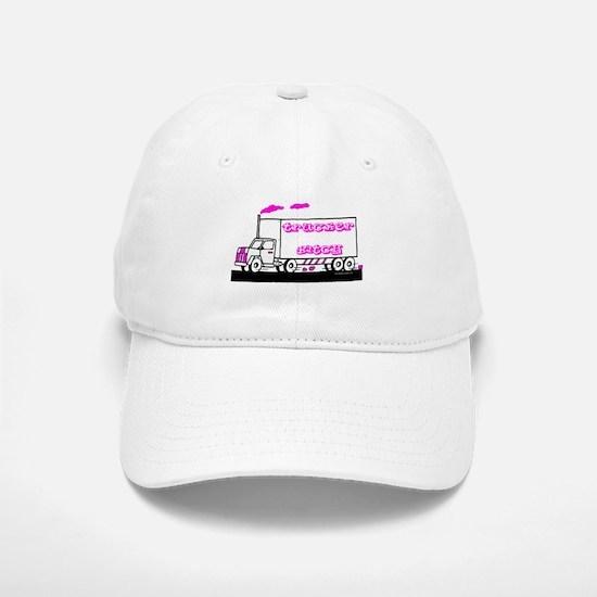 Trucker Bitch Shirt and Gift Baseball Baseball Cap