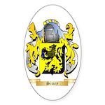 Simey Sticker (Oval 10 pk)