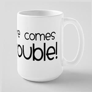 Trouble Mugs