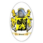 Simes Sticker (Oval 50 pk)