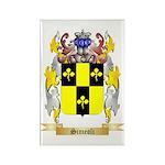 Simeoli Rectangle Magnet (100 pack)
