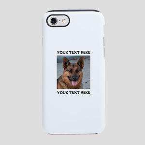 Dog German Shepherd iPhone 8/7 Tough Case