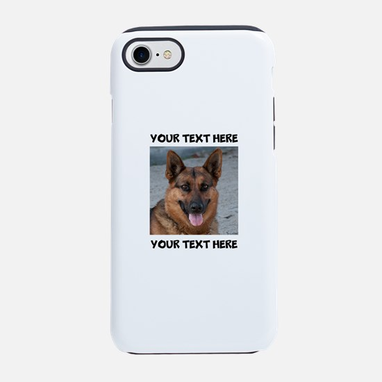 Dog German Shepherd iPhone 8/7 Tough Case