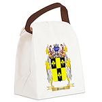 Simeoli Canvas Lunch Bag