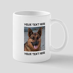 Dog German Shepherd 11 oz Ceramic Mug