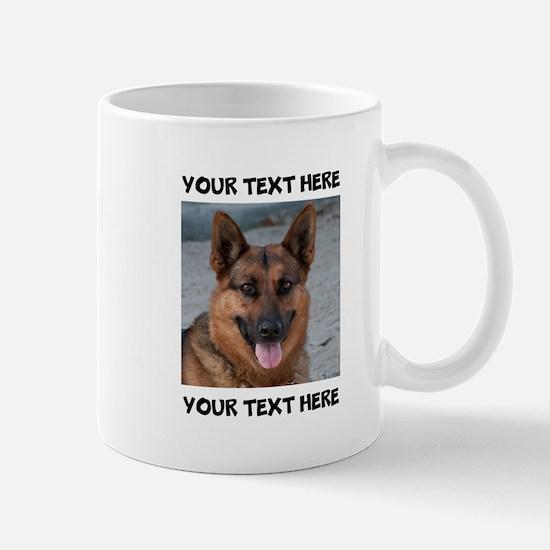 Dog German Shepherd Mug