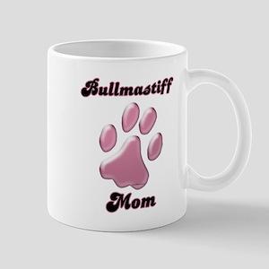 Bullmastiff Mom3 Mug