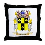 Simanek Throw Pillow