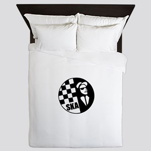 Ska Rude Boy and Rude Girl Queen Duvet