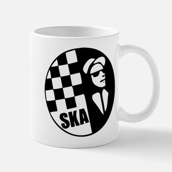Ska Rude Boy and Rude Girl Mugs