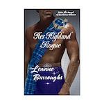 Her Highland Rogue Mini Poster Print