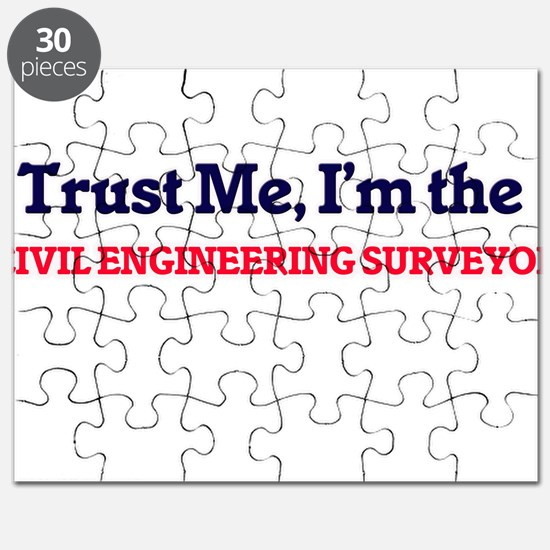 Trust me, I'm the Civil Engineering Surveyo Puzzle