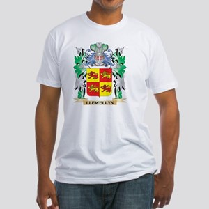 Llewellyn Coat of Arms - Family Crest T-Shirt