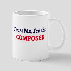 Trust me, I'm the Composer Mugs