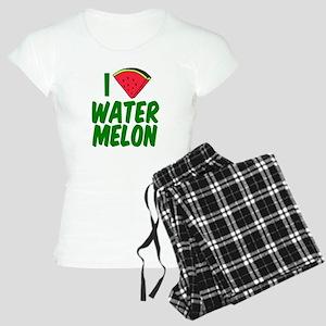 Watermelon Love Women's Light Pajamas