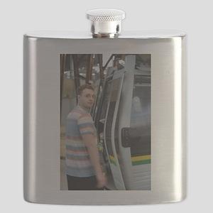 Say No To Meth Flask