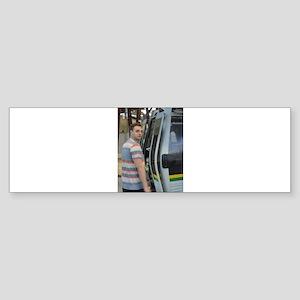 Say No To Meth Bumper Sticker