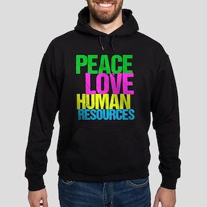 Human Resources Hoodie (dark)