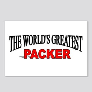 """""""The World's Greatest Packer"""" Postcards (Package o"""