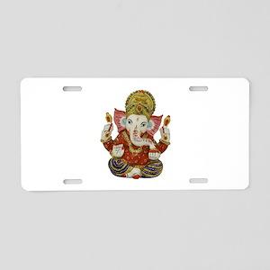 PROSPER Aluminum License Plate