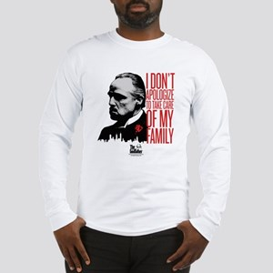 Don't Apologize 2 Long Sleeve T-Shirt