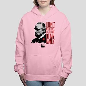 Don't Apologize 2 Women's Hooded Sweatshirt