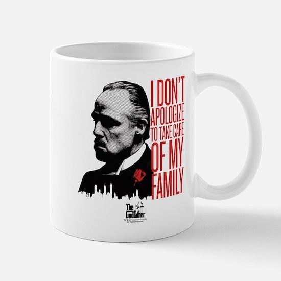 Don't Apologize 2 Mug