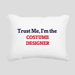 Trust me, I'm the Costum Rectangular Canvas Pillow