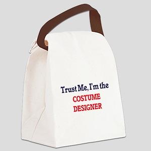 Trust me, I'm the Costume Designe Canvas Lunch Bag