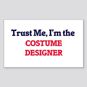 Trust me, I'm the Costume Designer Sticker