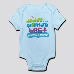 Forensic Nurse Gifts for Kids Infant Bodysuit