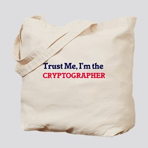 Trust me, I'm the Cryptographer Tote Bag