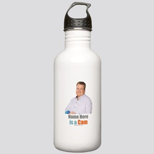 Modern Family Cam Pers Stainless Water Bottle 1.0L