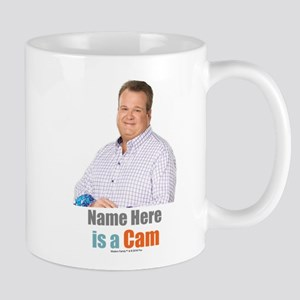 Modern Family Cam Personalized Mug