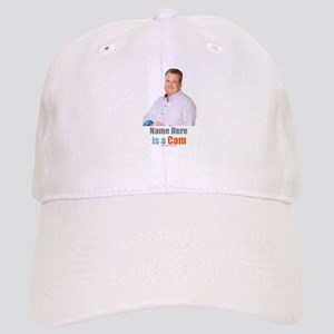 Modern Family Cam Personalized Cap